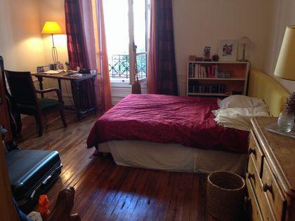 カルチェラタン、寝室